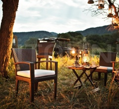 Барный стул Panama Barstool фабрика Dedon