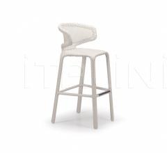 Барный стул Seashell Barstool фабрика Dedon