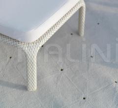 Итальянские пуфы - Пуф Seashell Footstool фабрика Dedon