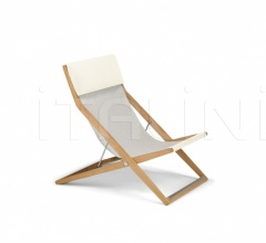 Шезлонг Seayou Deck Chair фабрика Dedon