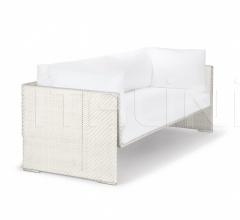 Модульный диван Slim Line фабрика Dedon