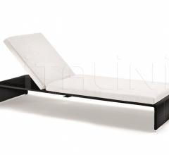 Шезлонг Slim Line Beach Chair фабрика Dedon