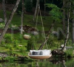 Диван Swingrest Hanging lounger фабрика Dedon