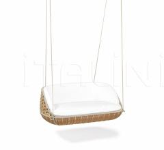 Двухместный диван Swingrest Swingus фабрика Dedon