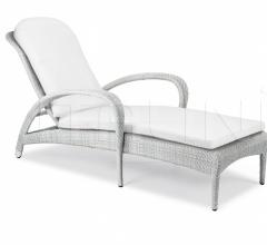 Итальянские шезлонги - Шезлонг Tango Beach chair фабрика Dedon