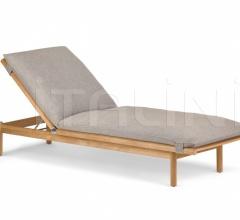 Шезлонг Tibbo Beach Chair фабрика Dedon
