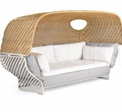 Диван Tigmi Deep sofa with roof фабрика Dedon