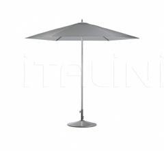 Зонт Parasol Hexagon фабрика Dedon