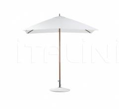 Зонт Parasol Square фабрика Dedon