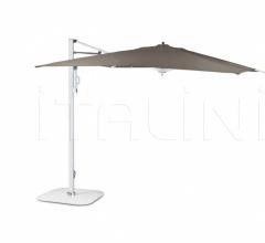 Итальянские аксессуары для интерьера - Зонт Parasol Square Cantilever фабрика Dedon