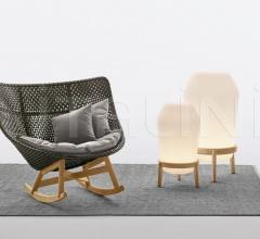 Светильник Loon Lamp L фабрика Dedon