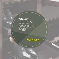 Шкаф Full Design Awards 2018 Wallpaper* - Итальянская мебель
