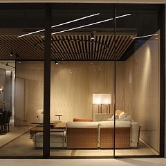 Флагманский магазин Flexform в Чунцине - Итальянская мебель