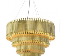 Люстра MATHENY CHANDELIER фабрика Delightfull