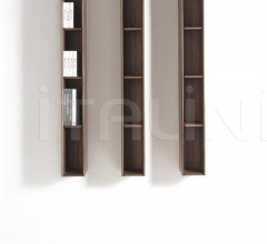 Итальянские стеллажи - Книжный стеллаж Bayus 7 фабрика Porada