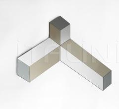 Итальянские настенные зеркала - Настенное зеркало Ego фабрика Porada