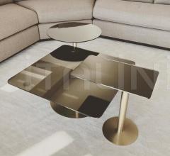 Столик FLASH TABLE RECTANGLE фабрика Tom Dixon