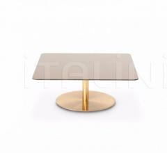 Журнальный столик FLASH TABLE SQUARE фабрика Tom Dixon