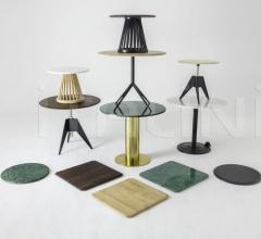 Итальянские барные столы - Барный стол ROLL TABLE фабрика Tom Dixon