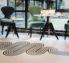 Итальянские барные столы - Барный стол SCREW 900MM фабрика Tom Dixon
