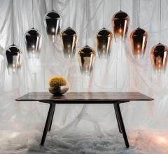Стол обеденный SLAB TABLE фабрика Tom Dixon