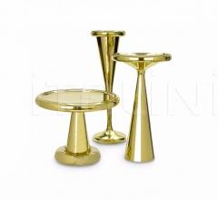 Столик SPUN TABLE TALL фабрика Tom Dixon