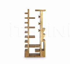 Книжный стеллаж MASS BOOK STAND фабрика Tom Dixon