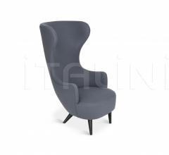 Кресло WINGBACK CHAIR фабрика Tom Dixon