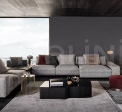 Модульный диван Lawrence фабрика Minotti