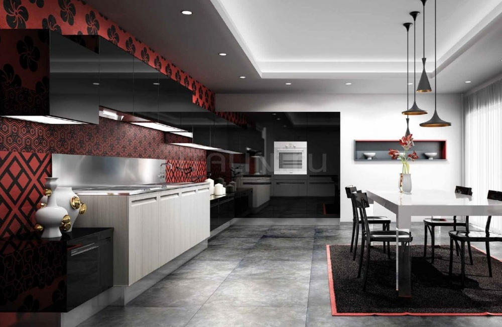 Кухня Campiglio Scic Cucine D\'Italia - Коллекция Scic Cucine D ...