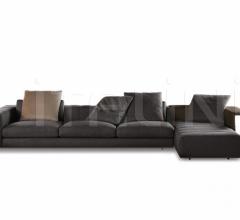 Модульный диван Freeman фабрика Minotti
