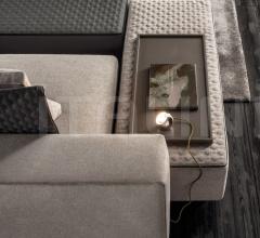 Модульный диван Yang фабрика Minotti