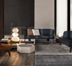 Диван Creed Lounge sofa фабрика Minotti