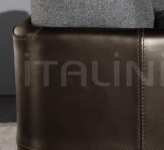 Кресло Luggage фабрика Minotti