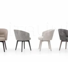 Итальянские стулья, табуреты - Стул Amelie Dining фабрика Minotti