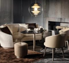 Итальянские стулья, табуреты - Стул Amelie Lounge фабрика Minotti