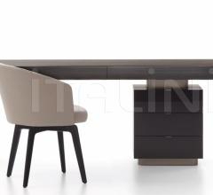 Итальянские письменные столы - Письменный стол Carson фабрика Minotti