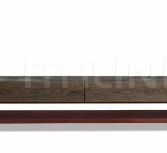 Итальянские мебель для тв - Тумба под TV Carson фабрика Minotti