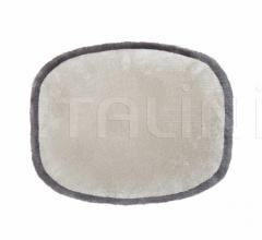 Итальянские ковры - Ковер Dibbets Frame Tonneau фабрика Minotti
