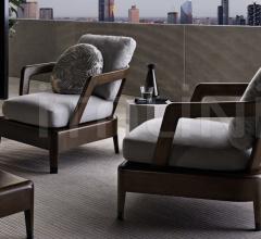 Итальянские уличные кресла - Кресло Virginia Outdoor фабрика Minotti