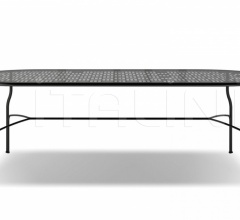Итальянские уличные столы - Стол обеденный Le Parc фабрика Minotti