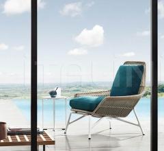 Итальянские уличные кресла - Кресло Prince Cord Outdoor фабрика Minotti