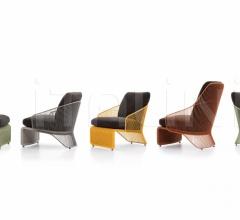 Итальянские уличные кресла - Кресло Colette Outdoor фабрика Minotti