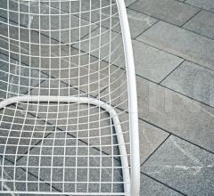 Итальянские уличные кресла - Кресло Cortina Outdoor фабрика Minotti