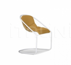 Стул Cortina Chair Outdoor фабрика Minotti