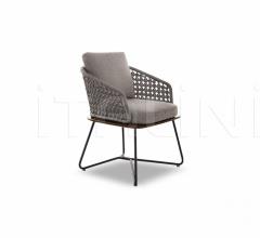 Итальянские уличные стулья - Стул Rivera фабрика Minotti