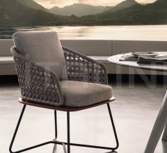 Итальянские стулья - Стул Rivera фабрика Minotti