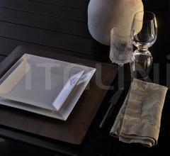 Итальянские уличные столы - Стол обеденный Bellagio Lounge Dining Outdoor фабрика Minotti