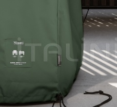 Итальянские столы - Стол обеденный Evans Outdoor фабрика Minotti