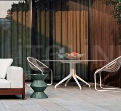 Итальянские столы - Стол обеденный Claydon Outdoor фабрика Minotti